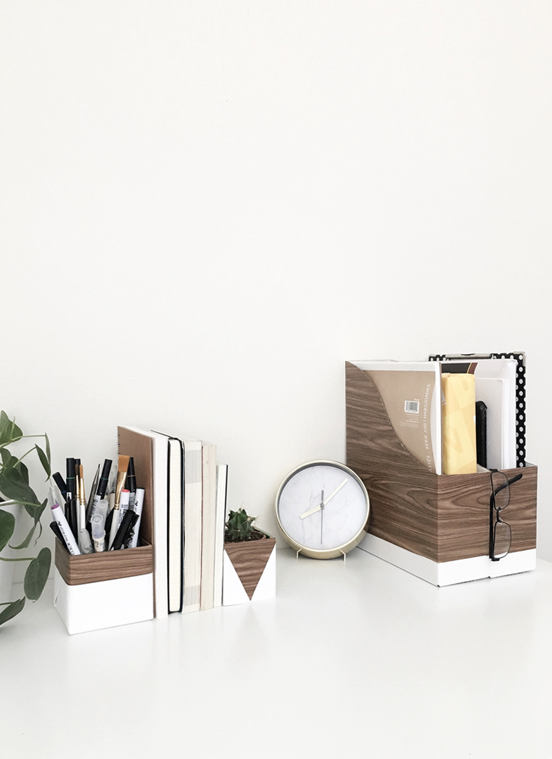 wood-and-white-desk-organizers-drawn-to-diy-06