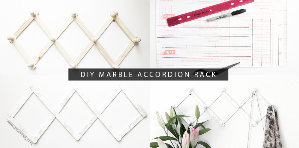 diy-marble-accordion-rack-by-drawn-to-diy