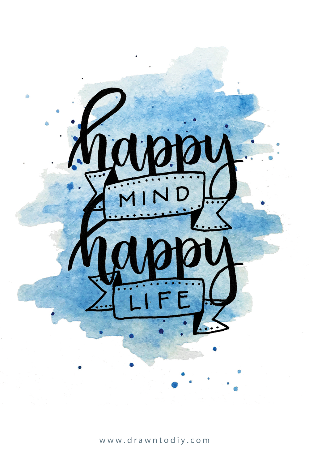 happy-mind-happy-life-printable-by-Drawn-to-DIY