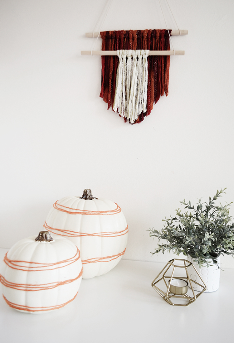 DIY 5-minute Pumpkin Decor by Drawn to DIY 02