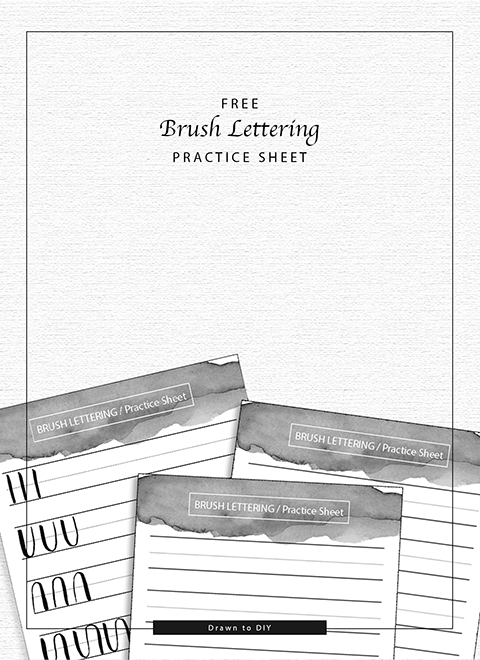 drawn-to-diy-free-practice-sheet-brush-lettering