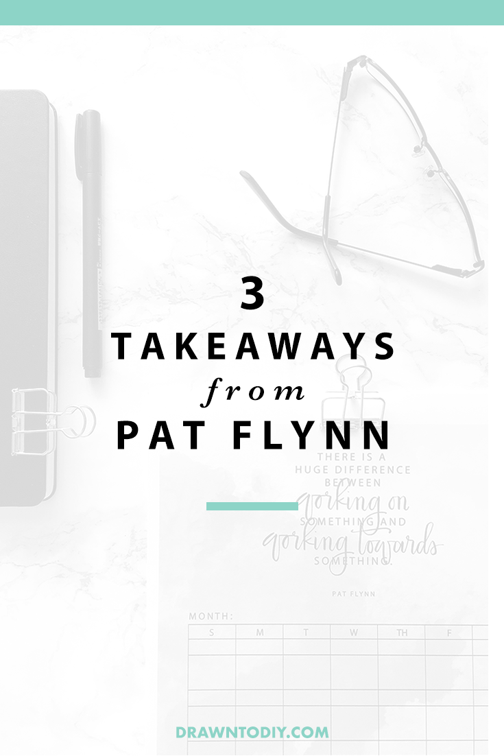 3 Takeaways from Pat Flynn | Smart Passive Income