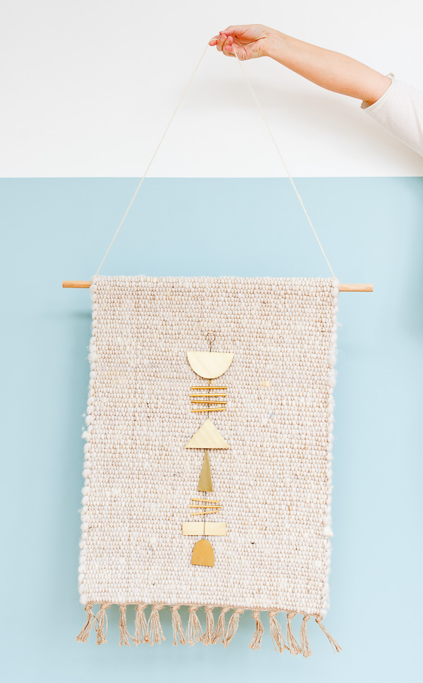 52 Weeks of DIYs | DIY 5-minute Home Decor Hack by Paper N Stitch