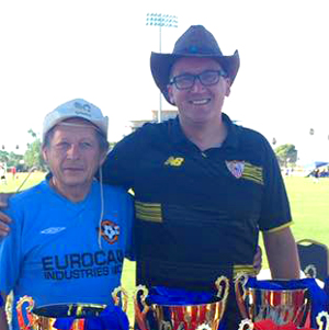 Wolfgang of Alemania SC & Alex, Columbus Cup 2016