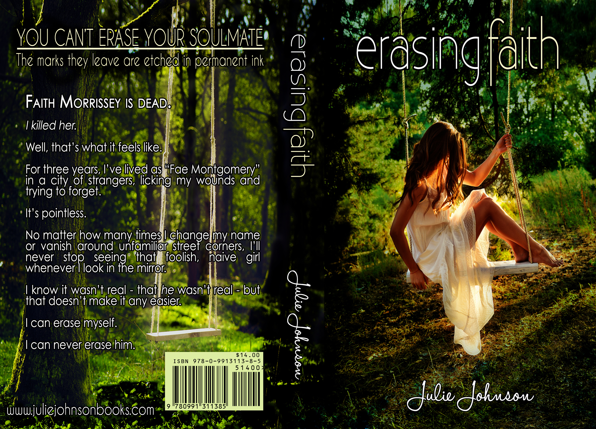 Erasing Faith full new cover