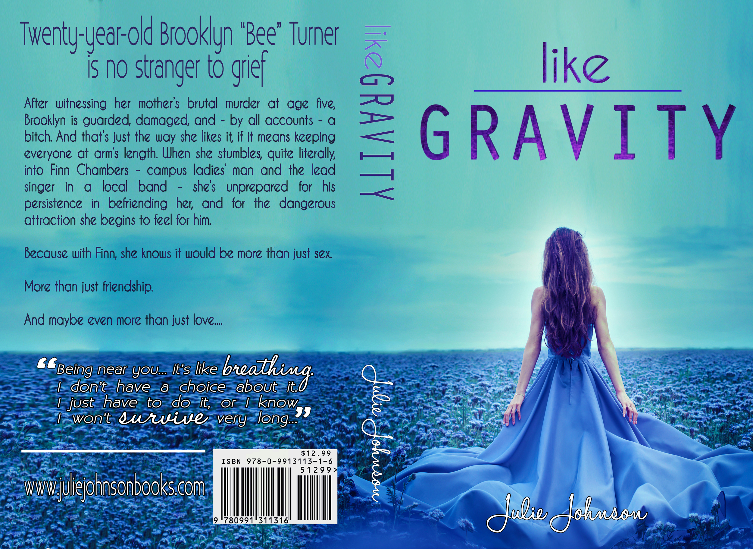 Like Gravity full book cover
