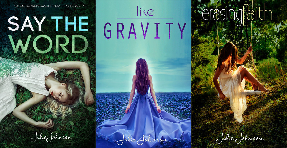 Julie Johnson Book Covers