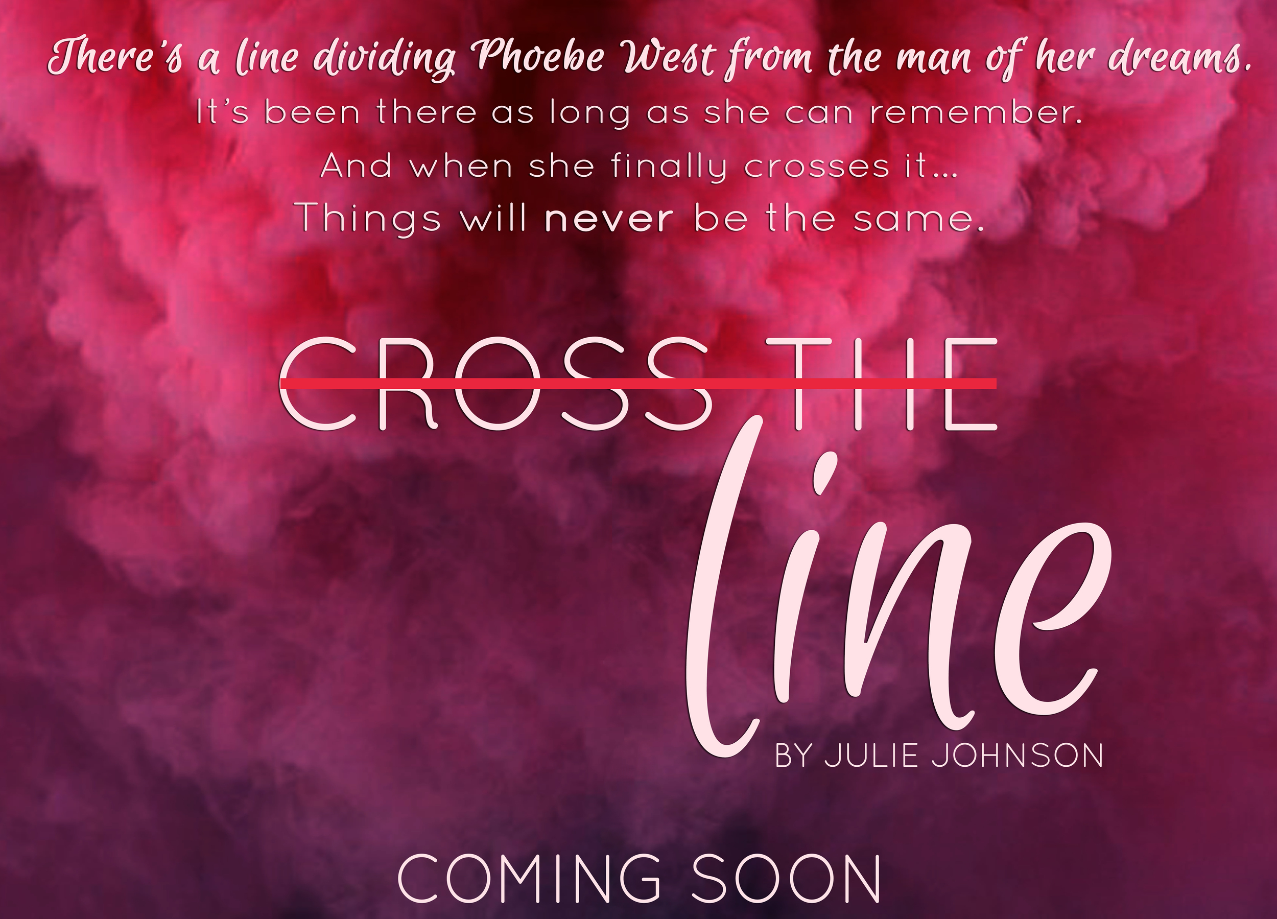 TitleTeaser CROSS THE LINE