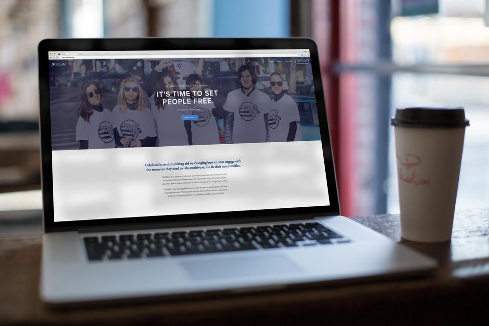 Orbeliani, a non-profit aid platform
