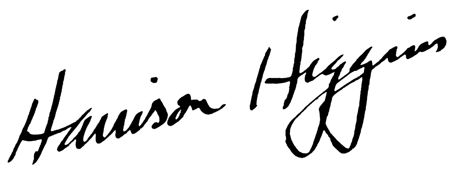 Harrison Higgins, Inc.