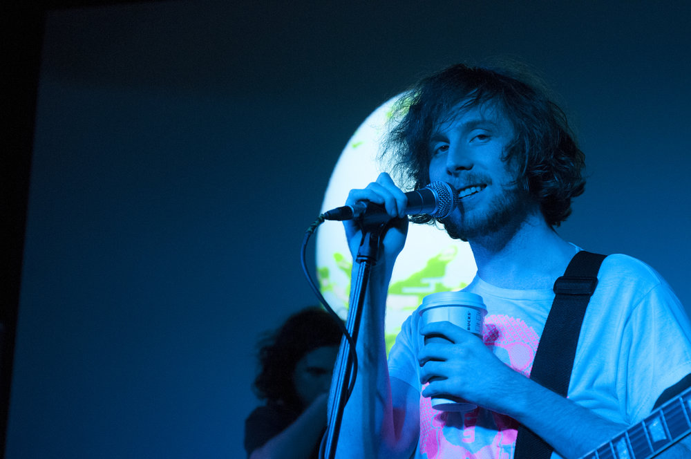 Guitarist Peter Berkman of Anamanaguchi