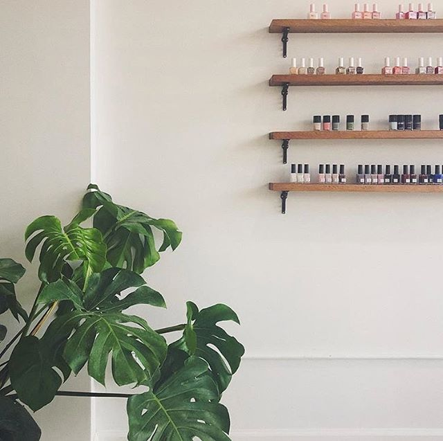 Love seeing some of our plants in the GORGEOUS @curednails 📷: @jessupperman