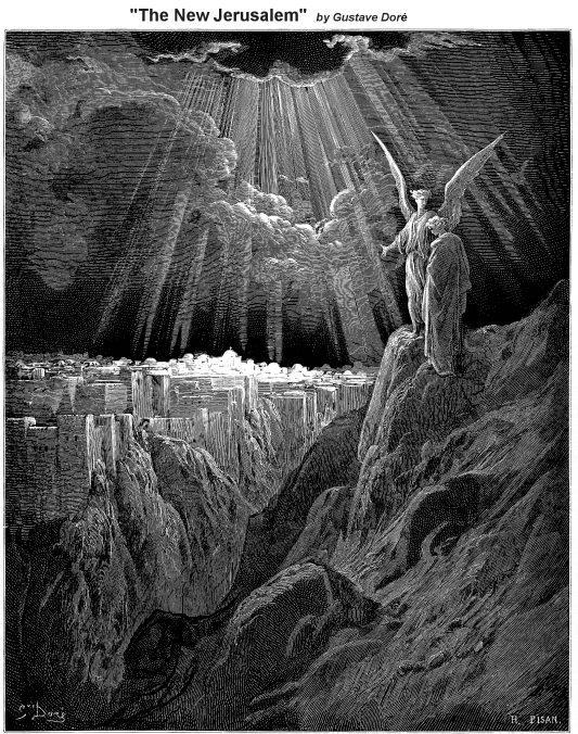 The New Jerusalem - Narrative Lectionary Classic Art