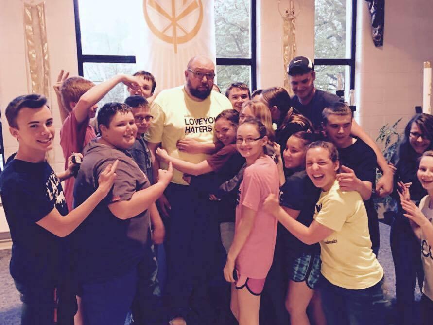 Rev. Brad & Kids