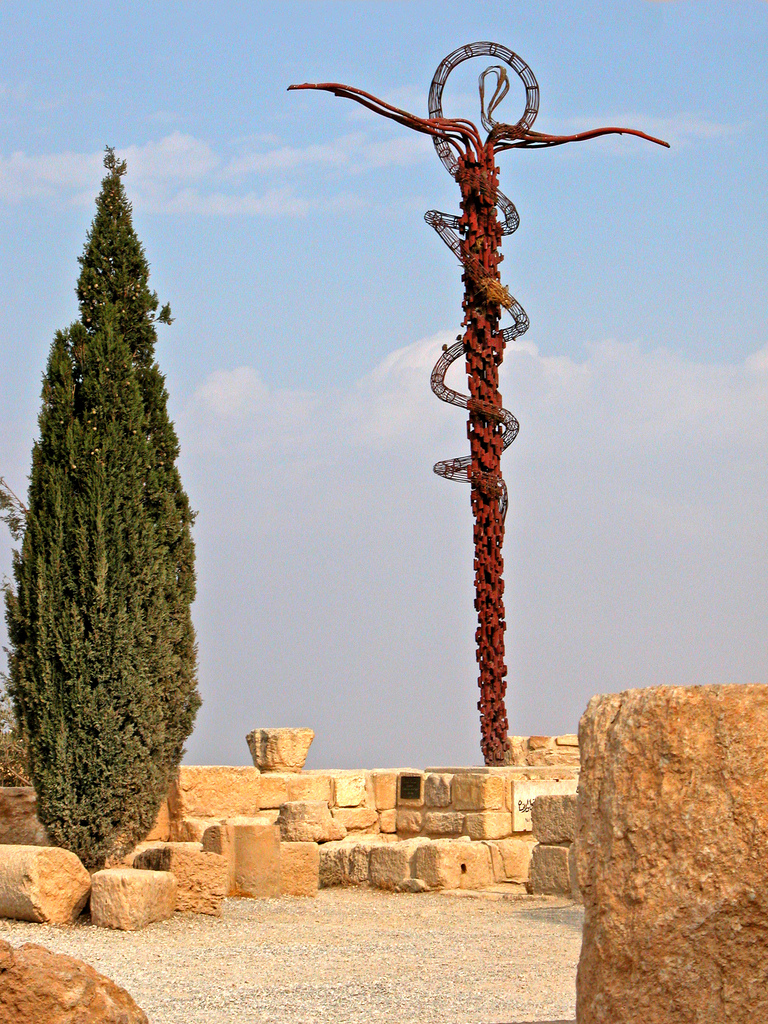 Moses' staff
