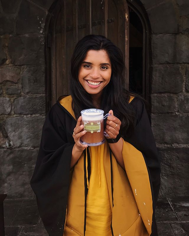 Butterbeer is good for the soul