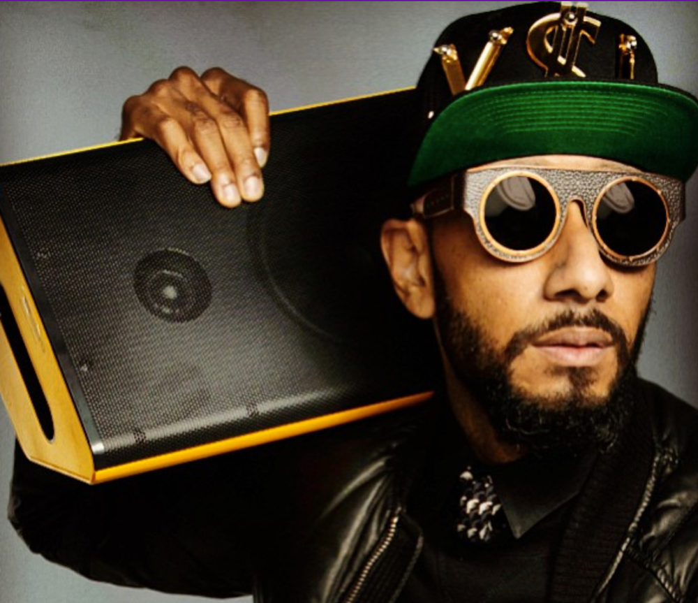 SWIZZ BEATZ — ICON MANN Kanye West Africa