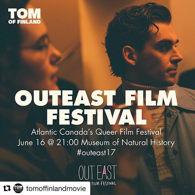 Heads up: tonight's 9pm screening of Tom of Finland is now sold out of advance tix. Some Rush tix may be available at door, 15 minutes before screening. Check in at box office onsite for details.