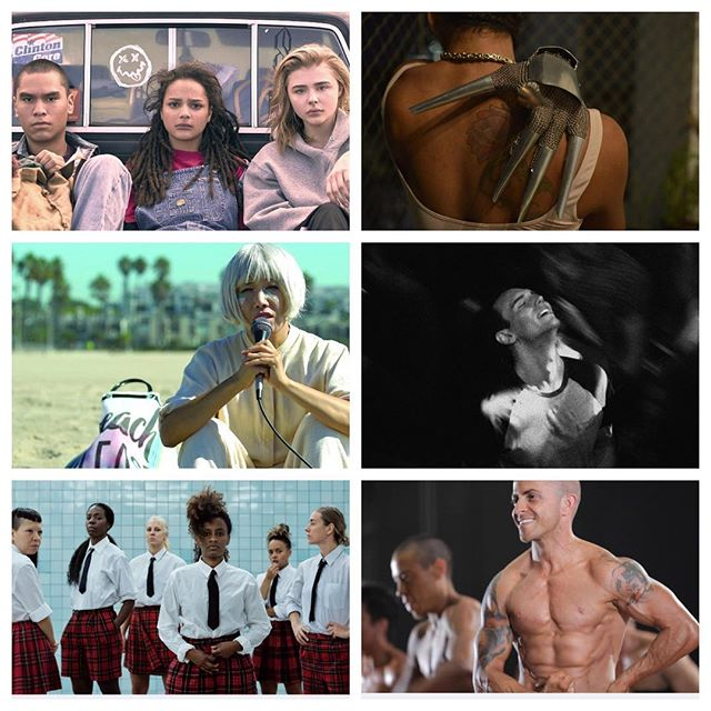 This lineup though! Check out these epic titles this weekend at @outeastfilmfest #outeast18 #halifax #queer #film