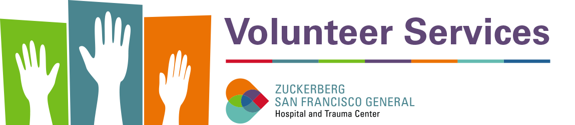 Zuckerberg San Francisco General Hospital Volunteer Services