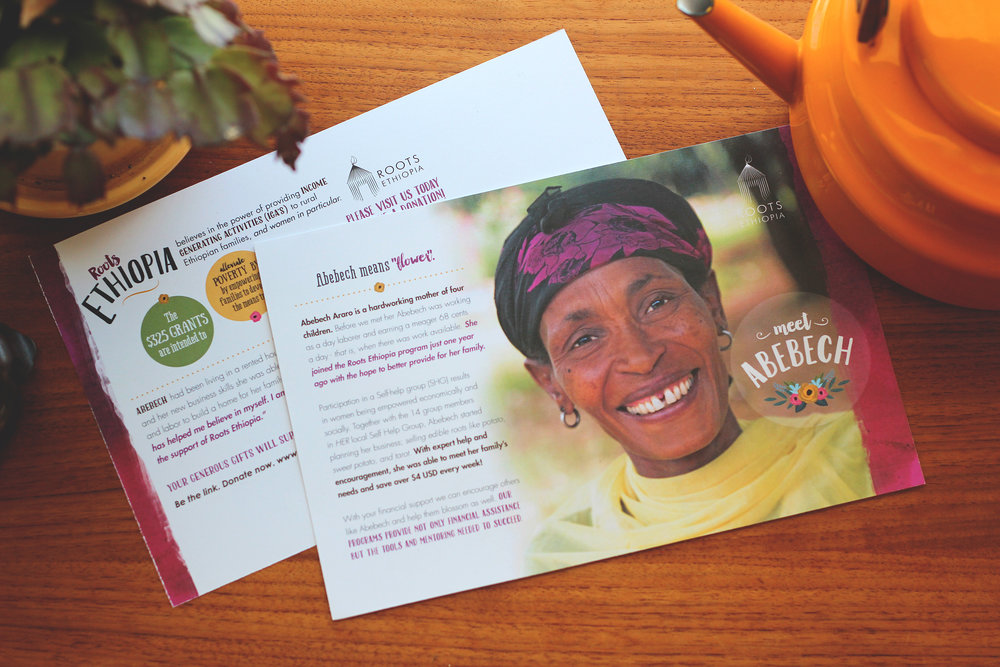 holly avenue designs madison double sided mailer print campaign
