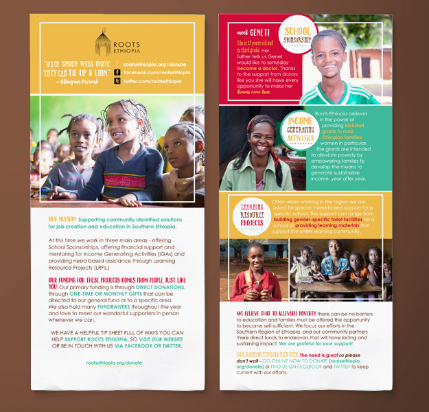 holly avenue designs roots ethiopia information non-profit promotion