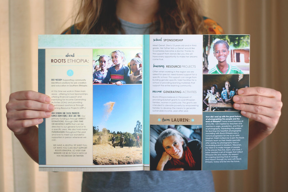 holly avenue designs madison roots ethiopia non-profit print booklet