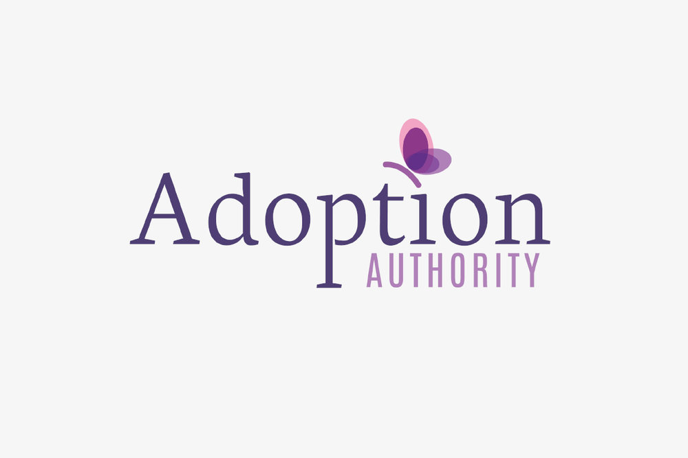 Adoption Authority Holly Avenue Designs Madison Wisconsin Logo