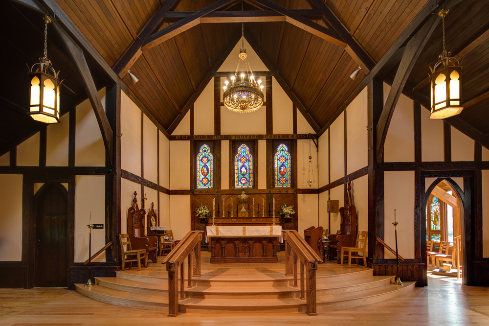 Renovated Chapel
