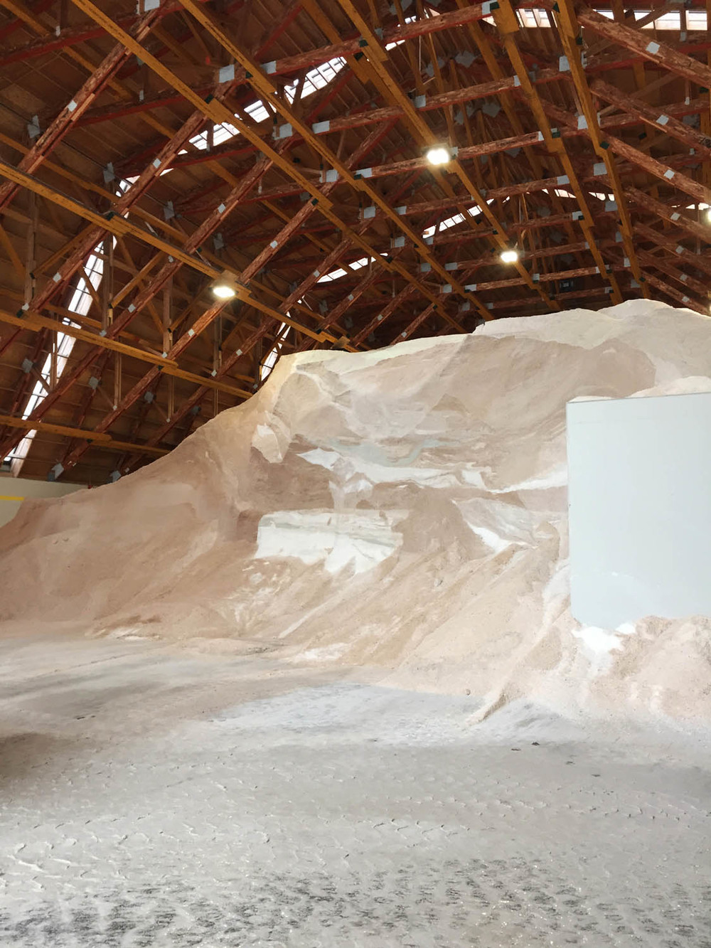 Braintree Depot Salt Barn Full