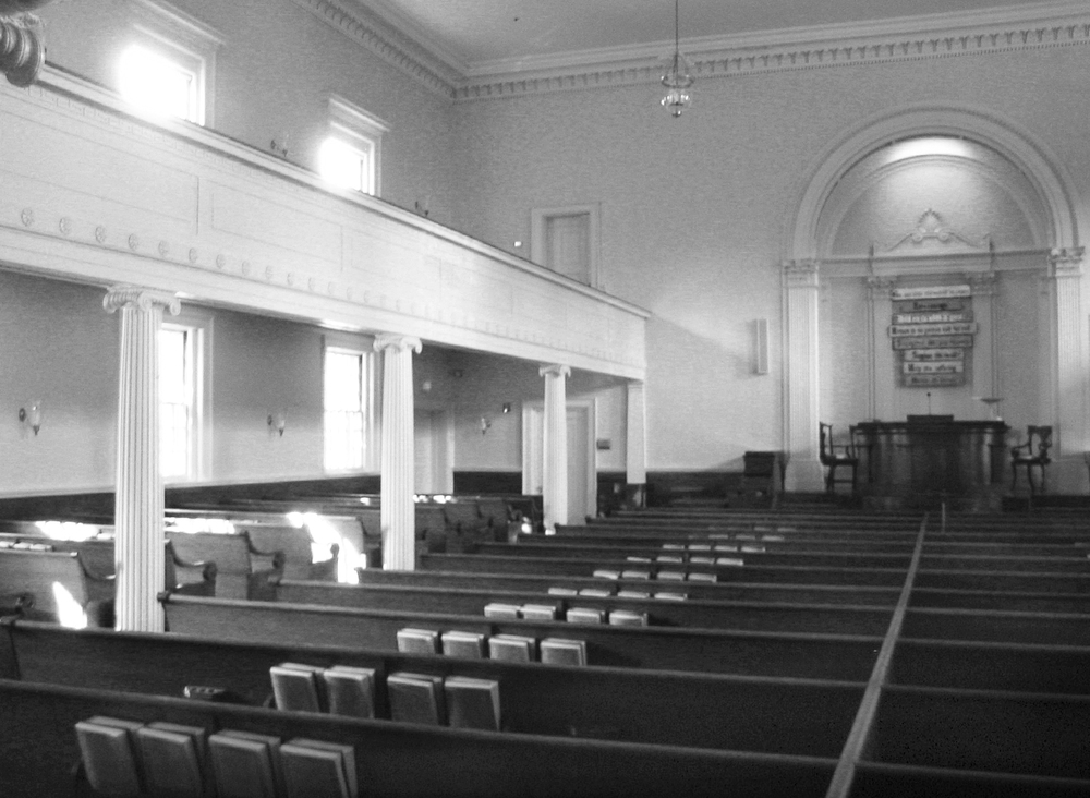 Meetinghouse Interior