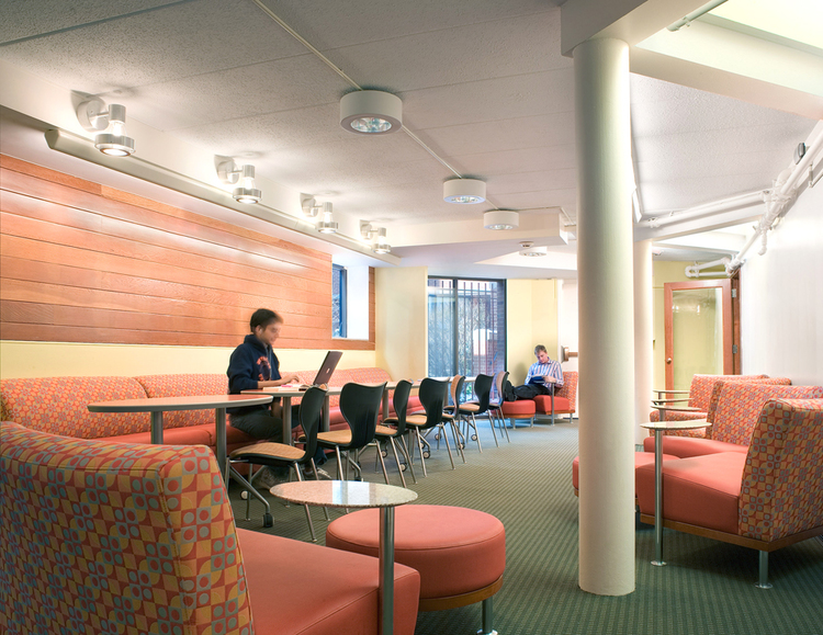 Brown University Residence Hall Interiors and Student Lounges ...