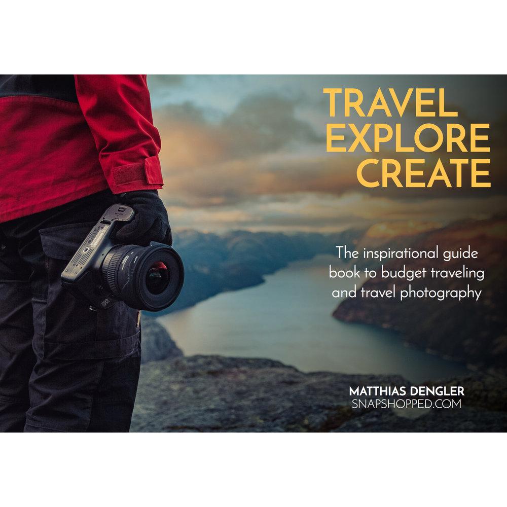 Travel, Explore, Create - Pt. I