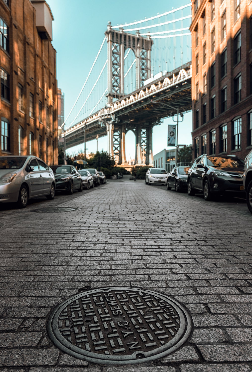 Manhatten Bridge - Dumbo.