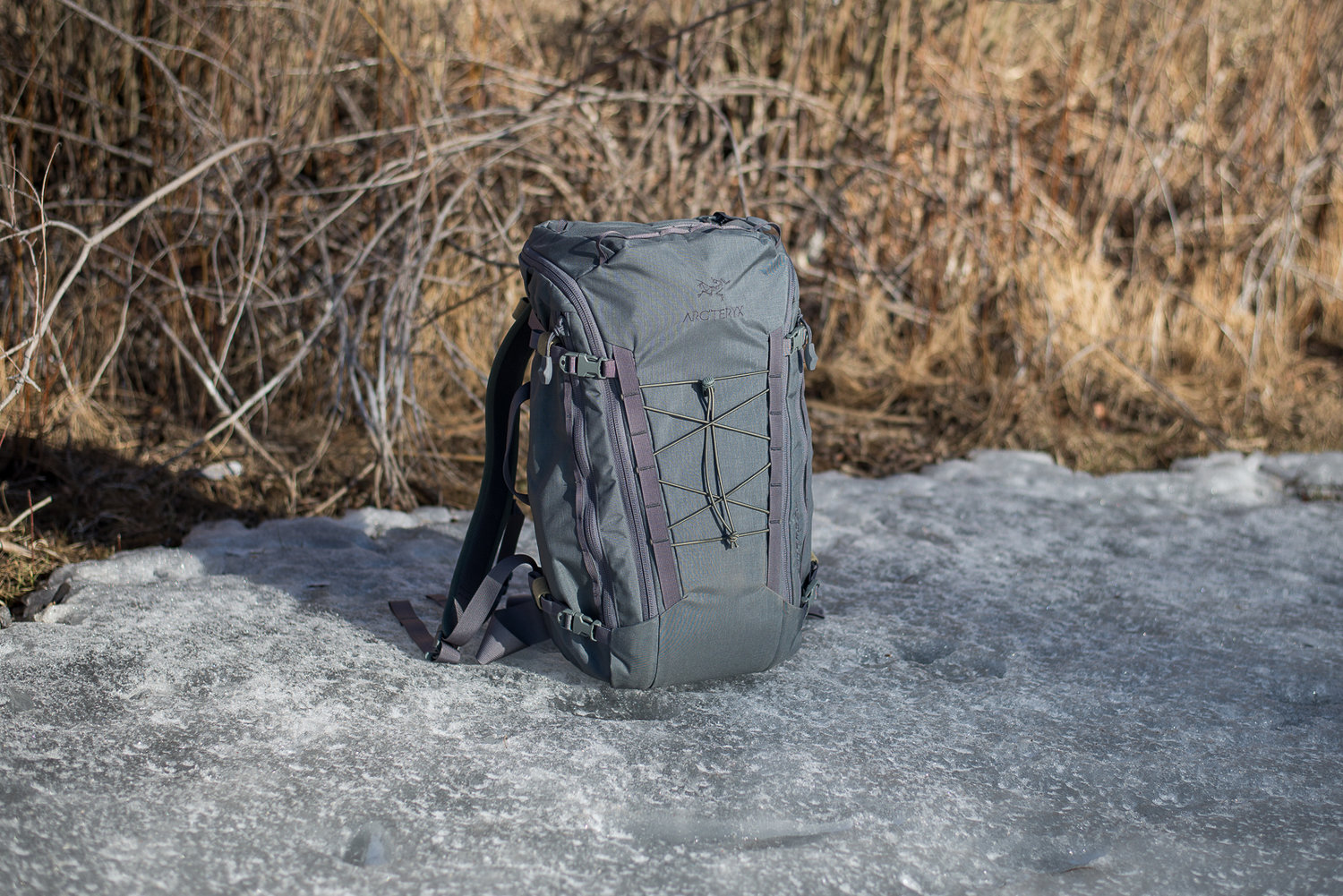 1206f31a7 Quick Look: Arc'teryx Khard 30 — the equipped