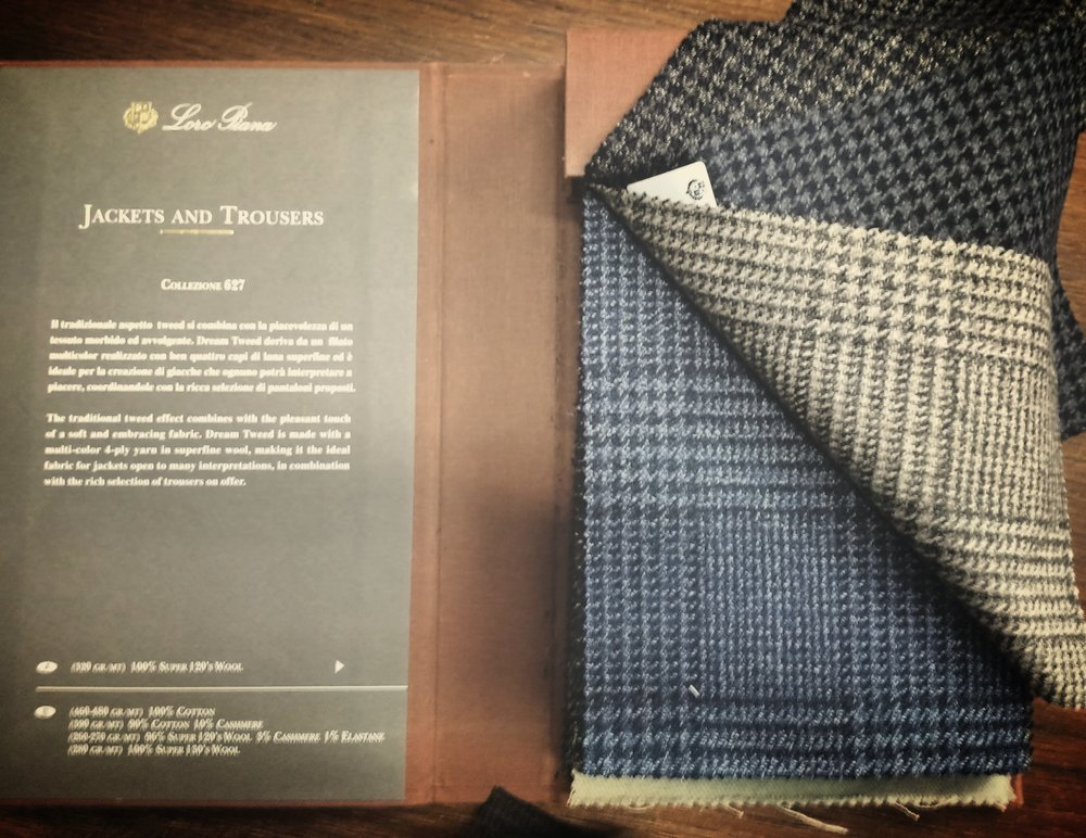 Colmore Tailors | Lora Piana Dream Tweed