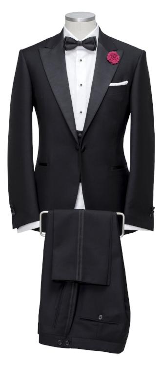 Colmore Tailors | Peak Lapel Dinner Suit