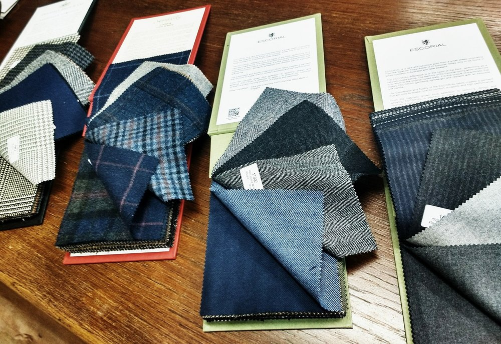 Brand New Fabrics | Dugdale and Standeven