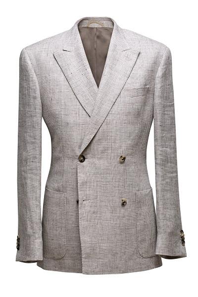 Solbiati Summer Linen Jacket | Colmore Tailors