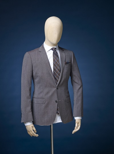 Grey Business Suit | Colmore Tailors