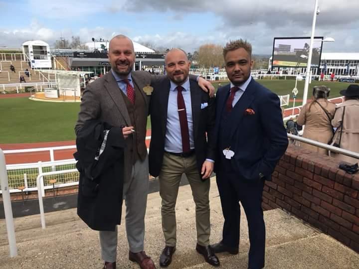 Cheltenham Races   Colmore Tailors
