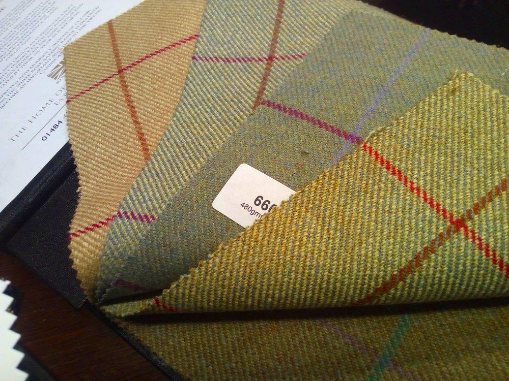 Dugdale Saxony - 15oz English Tweed