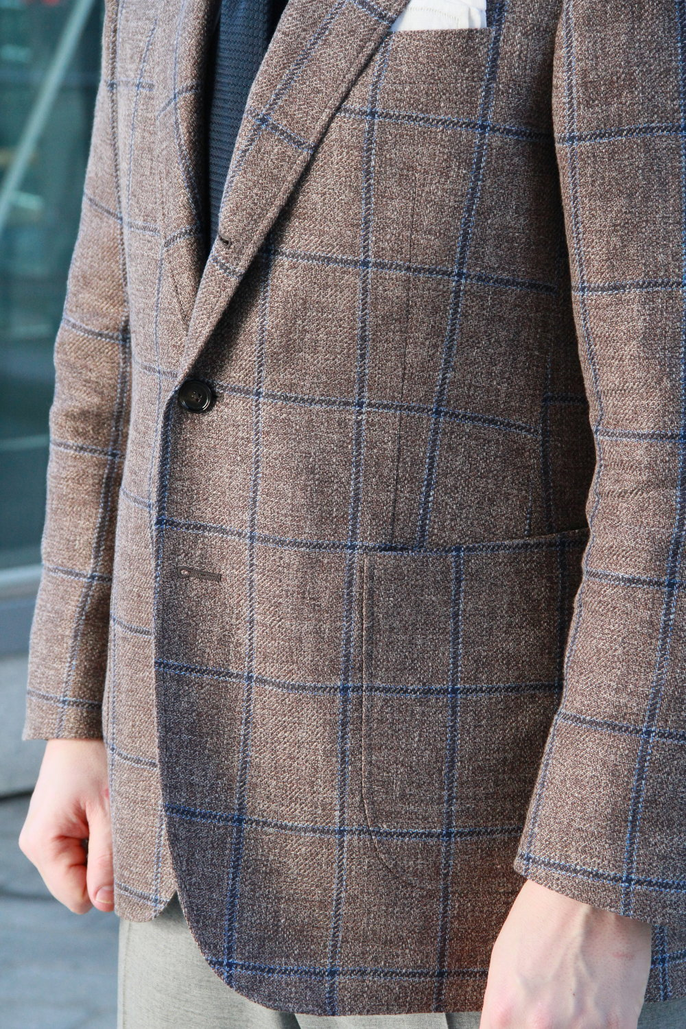 Soft Tailoring - Neapolitan Inspired    Stylish, Modern and Comfortable    Book Appointment     ↓