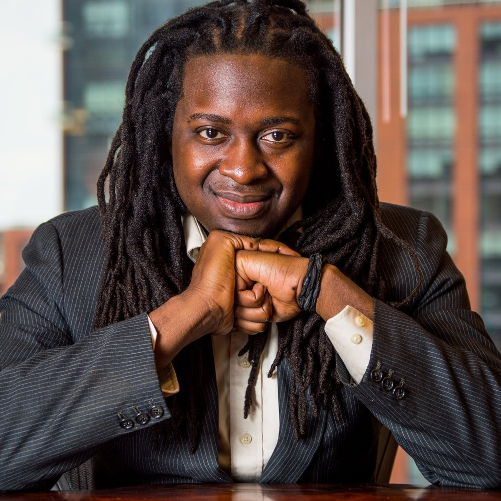 DERRICK DUPLESSY - Derrick Duplessy has helped startups generate $2.8M in revenue. As Founder of Duplessy Foundation, he is focused on helping women, immigrant, and minority founders master sales.He's been featured on The Doctors TV show, Boston Globe and NPR.