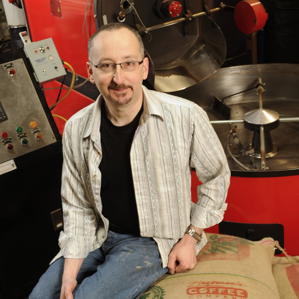 <b>Allen Leibowitz</b><br>Momentum Coffee<br><i>Roasting Foundations</i>