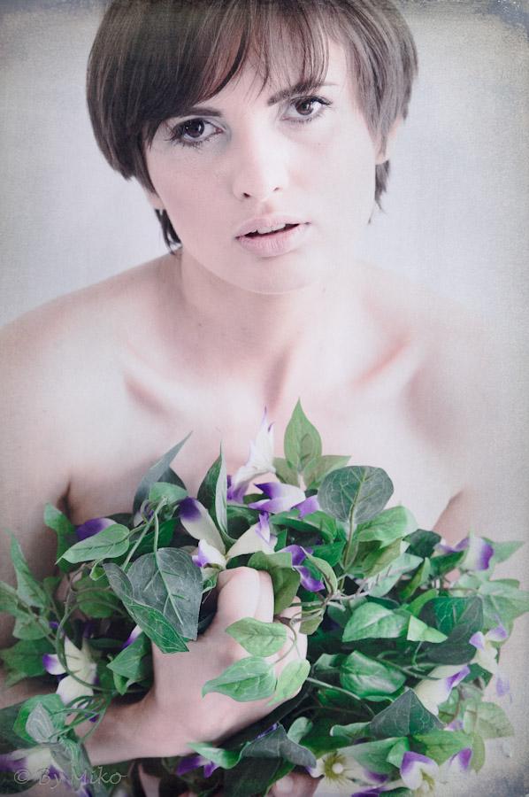 model: Agnieszka Surdej  MUA: MAlgorzata Abramowicz