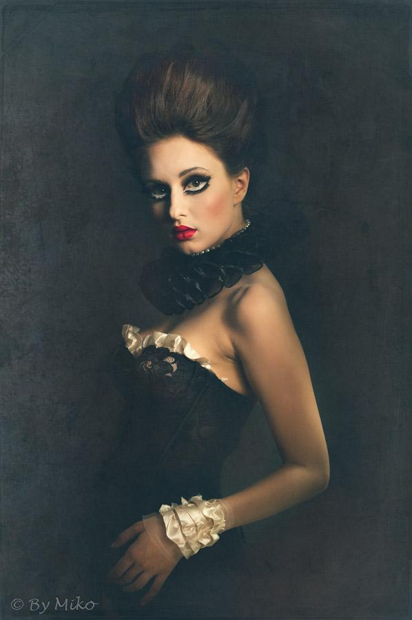 model: Kalina Glowacka  MUA: Malgorzata Abramowicz