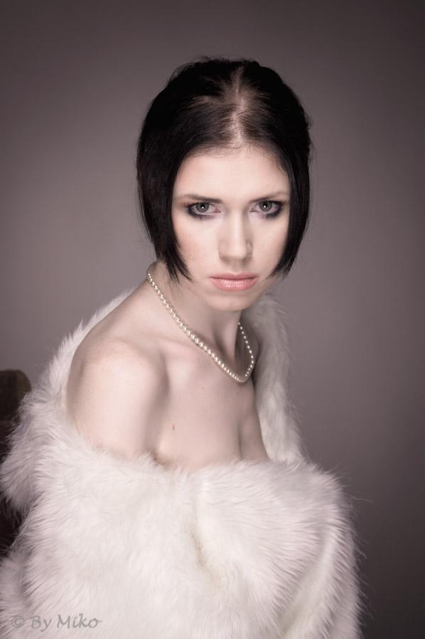 model: Agnieszka Wrona (Merz)  MUA: KArina Czapla