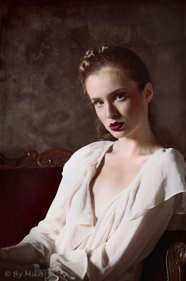 model: Klaudia Winiarska  created on the photography workshops in Zlodziejewo,  MUA: Malgorzata Klonecka