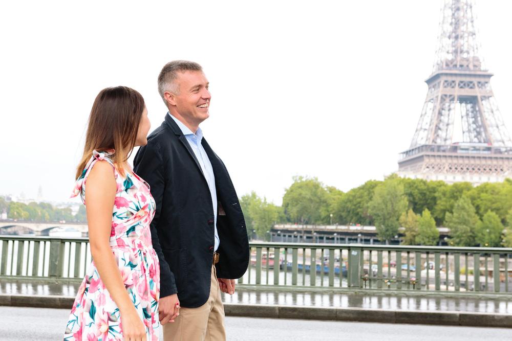 Paris Photographer Eiffel Tower For Two IheartParisfr